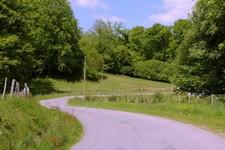 Route en Limousin