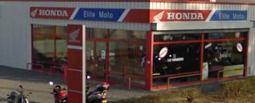 HONDA ELITE MOTO SENS