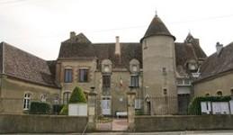 Village de Cluis