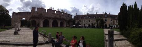 L'Abbaye de Vaux de Cernay