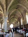 Brunch à L'Abbaye de Vaux de Cernay