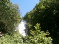 Cascade de l'Hérisson