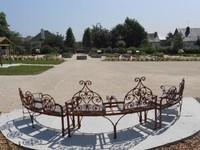Jardin médiéval de Bédée