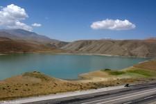 Vers Güzelsu, route vers l'Iran (Turquie)