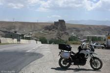 Chateau en ruine de Güzelsu (Turquie)