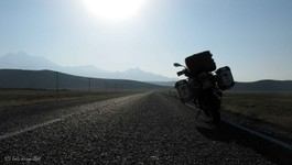 Sud du volcan Erciyes (Turquie)