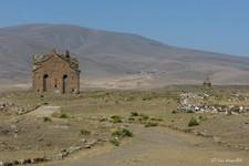 Cathedrale d'Ani, ancienne capitale de la Grande Arménie (en l'an 1000) (Turquie)