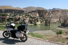 Hasankeyf au bord du Tigre (Turquie)