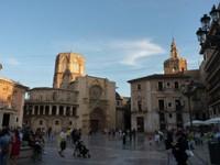 Cathédrale Place de la Vierge VALENCIA