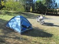 le camping pour moi toute seule
