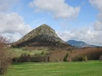 Mont Gerbier des Joncs