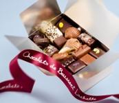 LA DECOUVERTE DES CHOCOLATS