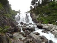 cascade de aigualluts - Posets maladeta (Benasque)