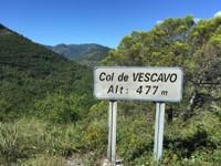 Petit col pas loin entre Italie et Monte Carlo