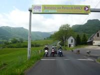 Depart course de cote