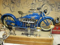 Musée de la moto Guy Baster
