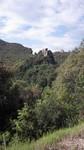 Le château de Durfort depuis la D212.