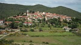 Le village de Cucugnan.