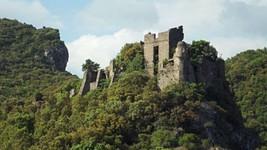 Château de Durfort - visites interdites.