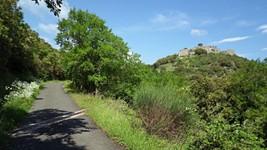 Le château de Termes.