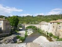 Pont sur l'Orbieu à Lagrasse