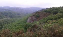Les roches d'oetre