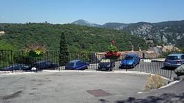 Le mont Caume depuis Evenos