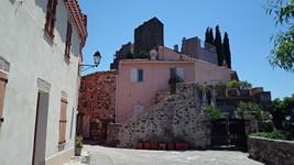 Le village d'Evenos