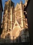 La cathédrale de Bourges