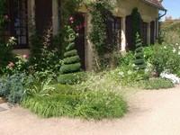 Apremont-sur-Allier, le parc floral