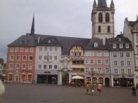 Trèves (Trier) en Allemagne