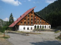 Hotel de Cajnice, vide depuis 1995