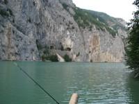 Invitation pour un pique nique au bord d'un lac