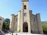 L'église de Montpezat-s/s-Bauzon