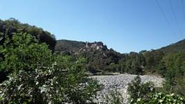 Le château de Ventadour à Pont-de-Labeaume