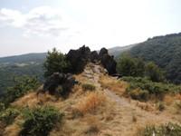 Sur la route de Saint-Pons