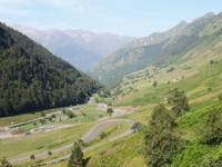 Sur la route du Tourmalet