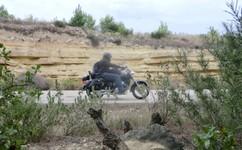 Sur une route d'Espagne