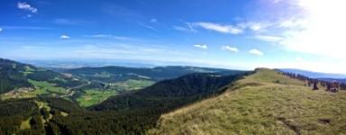 Point de vue Mont d'Or 2