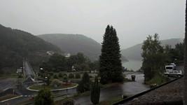 Dimanche matin... temps pluvieux!