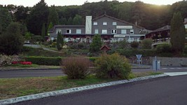 L'hôtel au Pont-du-Bouchet