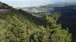 Clermont-Ferrand depuis le Puy-de-Dôme