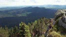 La montée du Puy-de-Dôme en train