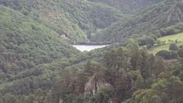 Le barrage de Queuille