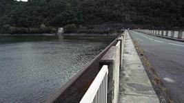 Le barrage de Besserve