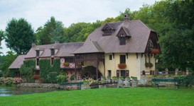 Le moulin de Fourges - 1