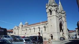 L'église de Lalouvesc