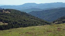 Vue depuis le col du Pranlet