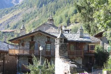 Village de Courmayeur