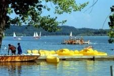 Lac de la Liez et ses plaisirs